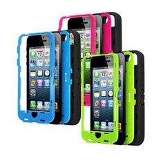 Survival Durable Protection iPhone 5 Case
