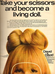 1960s Hair, Model Face, Living Dolls, Close Your Eyes, Hair Care, How To Become, Retro, Style, Hair Care Tips