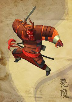 .demon | t-wei.deviantart.com + deviantART