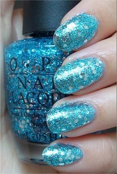 OPI's 'Gone Gonzo' from the Muppets collection! I'm in love with this!!