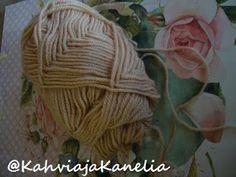KahviKaneli Virkkaa: Tavallinen pyöreä pannulappu ; ohje Crafts, Craft Ideas, Manualidades, Diy Ideas, Handmade Crafts, Craft, Crafting