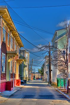 Providence, Rhode Island. Yep, this is where Sara entered the world.  It's so beautiful here.  <3