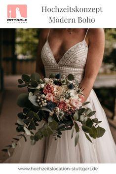 Modern Boho Hochzeitsbrautstrauß Bridesmaid Dresses, Wedding Dresses, Modern Boho, Fashion, Dress Wedding, Bridesmaids, Gowns, Bridesmade Dresses, Bride Dresses
