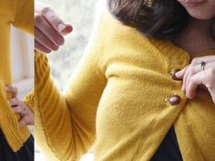 Great tutorial: Turning a Sweater into a Cardigan {Tops}