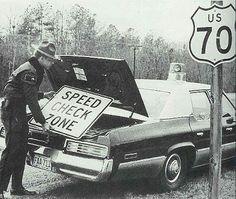 Vintage North Carolina Highway Patrol Trooper Nc Highway Patrol, North Carolina Highway Patrol, Old Police Cars, Emergency Vehicles, Police Vehicles, Police Patrol, Southern Heritage, Car Badges, Cars Usa