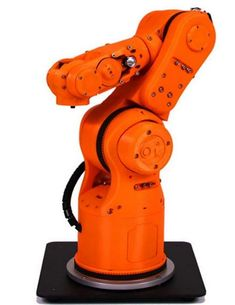 3d Printed Robot, Learn Robotics, 3d Printing Diy, Robot Arm, Arduino Projects, Spaceships, 3d Printer, Cnc, Arms