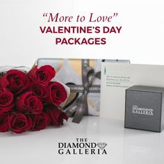 MORE TO LOVE VALENTINE'S DAY PACKAGES! LIBS CHOCOLATES, ROSES & DINNER FOR 2 AT ACROPOLIS WHEN YOU SPEND $199 OR MORE.