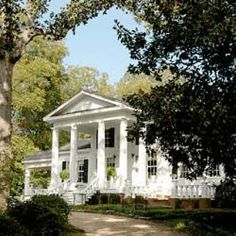 Naylor Hall in Roswell- I was married there!  Awesome place to have a wedding!