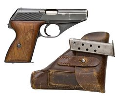 Mauser HSC.Loading that magazine is a pain! Get your Magazine speedloader today! http://www.amazon.com/shops/raeind