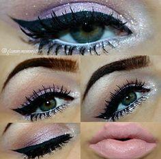 beautiful make up xx