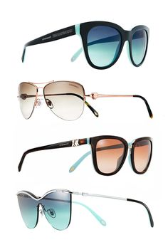 b839a3528a Must-have  Tiffany eyewear in shapes from cat eye to aviator.  ad