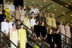 Colección Louis Vuitton Primavera 2013