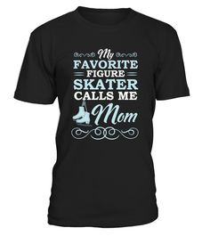 My Favorite Figure Skater Calls Me Mom
