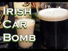 Irish Car Bomb Recipe - St. Patrick's Day Drinks | - TheFNDC