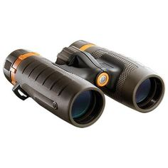 Off Trail Series Binoculars - 8x32mm, Roof Prism, Blacl
