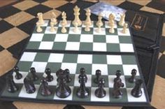 The NEW ChessMate TravelMate Deluxe chess set.
