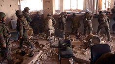 600 دہشت گردوں نے خود کو شام کی فوج کے حوالے کردیا