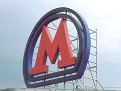 The quickest and most popular mode of transportation in Moscow is the metro!