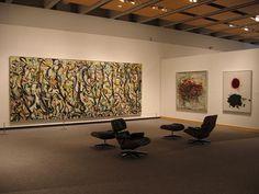 Autumn Rhythm (Number 30), 1950 by Jackson Pollock