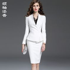 Product Name Surplice Colouring Bodycon Dress Brand Name shopify_vinavince SKU Thickness regular style Western Material blend Collar&Neckline sur Peplum Dress, Bodycon Dress, Latest Fashion For Women, Womens Fashion, Retro Mode, Dress Silhouette, Dress Suits, Women's Suits, Business Attire