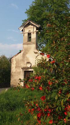 Chiesetta di Triva Sedico Belluno Dolomiti Veneto Italia by Carlo Case