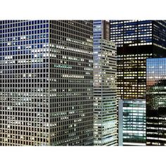 From Bau-Xi Gallery, Michael Wolf Transparent City 01 Chromogenic Print Mounted to Archival Substrate, Framed in Black with Plexiglass…