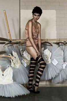 Simone Doreleijers Paul Bellaart Dejemosdediscutir 2 [Dejemos de discutir] Prima Ballerina by Paul Bellaart