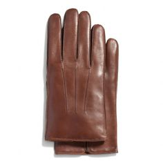 The Basic Nappa Glove from Coach