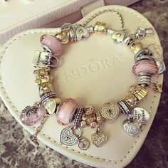 ">>>Pandora Jewelry OFF! >>>Visit>> ❤️ Pandora is a beautiful expression . - >>Pandora Jewelry OFF! >>>Visit>> ❤️ Pandora is a beautiful expression …""> >>>Pandora Je - Disney Pandora Bracelet, Pandora Bangle Bracelet, Pandora Jewelry Box, Pandora Style Charms, Pandora Gold, Pandora Rings, Pandora Collection, Steampunk Necklace, Bracelet Designs"