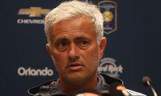 De Gea will '100 per cent' not be sold, says Mourinho