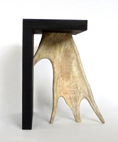 Stag T Stool by Rick Owens | From a unique collection of antique and modern stools at https://www.1stdibs.com/furniture/seating/stools/