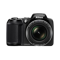 Nikon Coolpix L340 20.2 MP Digital Camera with 28x Optical Zoom and 3.0-Inch LCD (Black) http://cameras.henryhstevens.com/shop/nikon-coolpix-l340-20-2-mp-digital-camera-with-28x-optical-zoom-and-3-0-inch-lcd-black/ https://images-na.ssl-images-amazon.com/images/I/41VVqVvKuNL.jpg