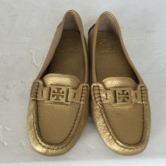 Brand new authentic Tory Burch shoes New without box Tory Burch Shoes Flats & Loafers