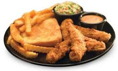Zaxby's - The Home Of Indescribably Good Chicken!