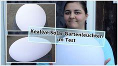 Kealive Solar Gartenleuchten