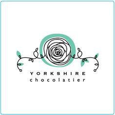 Yorkshire Chocolatier – logo design – graphic design – Designed by Tree