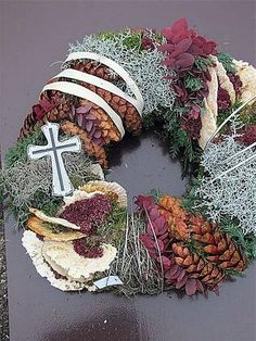 1000 images about vir gdekor ci k on pinterest wreaths. Black Bedroom Furniture Sets. Home Design Ideas