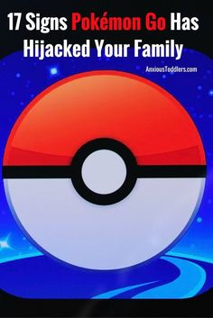 Do you know what candies and lures are? Pokemon Go has taken over the world and our families. Here are 17 signs your family has been Poke hijacked.