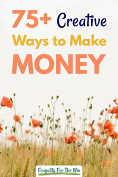 Making extra money doesn't have to be hard. There are many ways to earn more outside of your 9 to Check out these legit ways to make extra money! Make Money Fast, Ways To Save Money, Make Money From Home, Money Tips, Money Saving Tips, Make Money Online, Extra Cash, Extra Money, Survey Sites That Pay