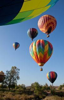 Temecula Valley Balloon and Wine Festival, Temecula, CA