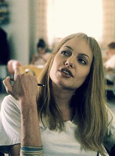 """""""You think you're free? I'm free! You don't know what freedom is! I'm free. I can breathe. And you... will choke on your average fuckin' mediocre life!"""" Girl, Interrupted"""