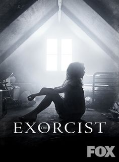 We are hoping that Fox's The Exorcist TV Series delivers as a TV adaptation of the popular The Exorcist movie directed by William Friedkin and base. Horror Movie Posters, Best Horror Movies, Horror Films, Scary Movies, The Exorcist Tv Show, Exorcist Movie, The Exorcist 1973, Film Serie, Film Music Books