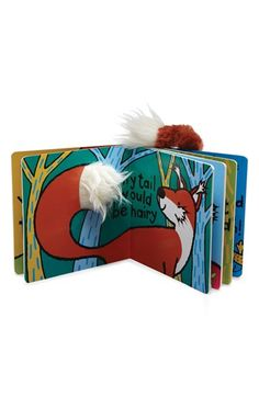 'If I Were a Fox' Book
