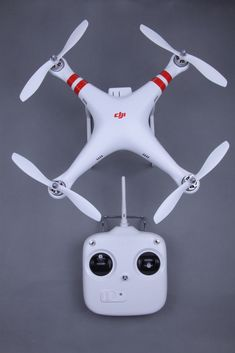 DJI PHANTOM RTF Quadcopter GoPro Compatible WITH GPS FLIGHT CONTROL [00430015]-  - DAYJOYBUY