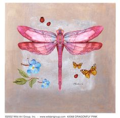 Google Image Result for http://4.bp.blogspot.com/-EHRAHpW5S4g/TY1ek-8FEJI/AAAAAAAABZ8/NgW0ad1Bkhc/s400/consuelo-gamboa-pink-dragonfly.jpg