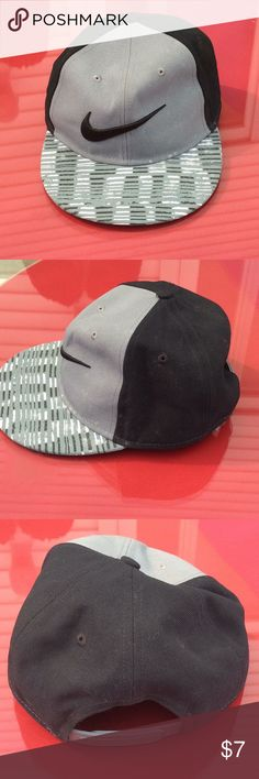 Nike hat The side has some gray spots 9/10/17 Nike Accessories Hats