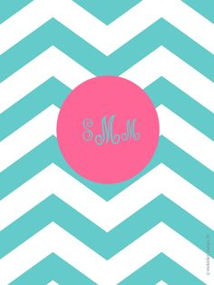 Monogram:) - Comment on one of Marlee Youngs(marmarsurfer)  Photos and shell make you one please include your initials and background pattern please also include colors of choice