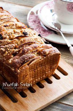 Elmalı Tarçınlı Kek – Mutfak Sırları – Pratik Yemek Tarifleri