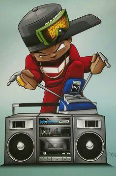 Graffiti cartoons, graffiti characters, graffiti murals, art of noise, b Graffiti Drawing, Graffiti Murals, Graffiti Lettering, Street Art Graffiti, Graffiti Cartoons, Dope Cartoons, Graffiti Characters, Arte Do Hip Hop, Hip Hop Art
