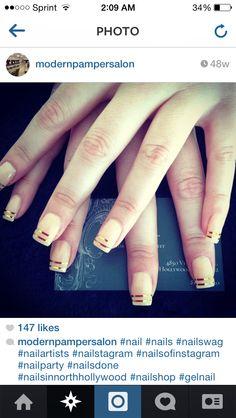 Nails cute